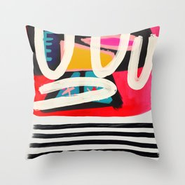 You You You You Throw Pillow