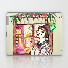 Even ELF shouldn't be alone at Christmas Laptop & iPad Skin
