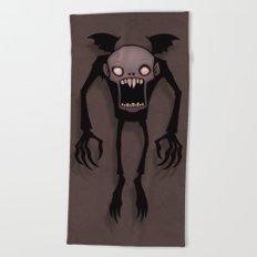 Nosferatu Beach Towel