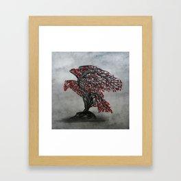 Eagle Tree Framed Art Print