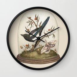 One for Sorrow Wall Clock