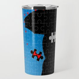 Missing Heart Travel Mug