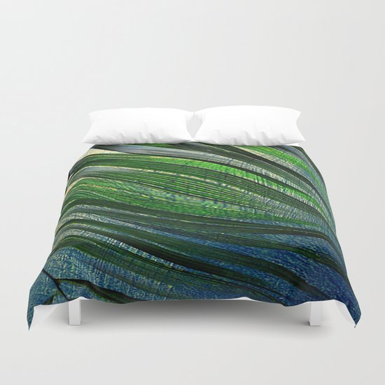 Palm 3 Duvet Cover