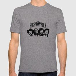 The Highwaymen Music T-shirt