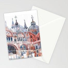 Basilica San Marco, Venezia Stationery Cards