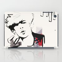 exo iPad Cases featuring Love Me Right - Chanyeol by putemphasis