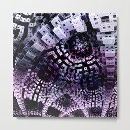 mandelbulb dreams -2b- Metal Print