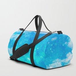 Sweet Blue Dreams Duffle Bag