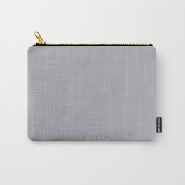 Undulating Snow ~ Grey Shadow Carry-All Pouch