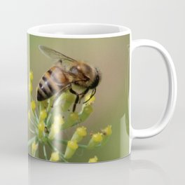 bees and fennel Coffee Mug