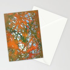Tangled Fall Stationery Cards