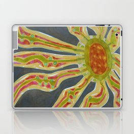 Flowing Lifeforce Laptop & iPad Skin