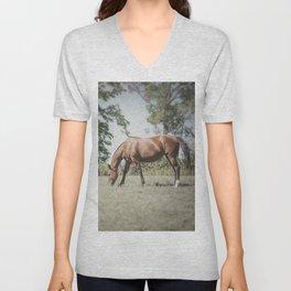 Polo Ponies Unisex V-Neck