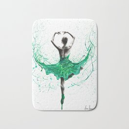 Emerald City Dancer Bath Mat