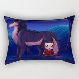 Stiles & Derek Forest Rectangular Pillow