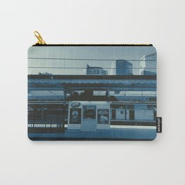 Station Platform Carry-All Pouch