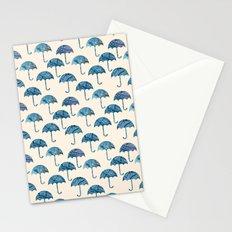 rain #2 Stationery Cards