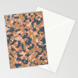 Amazing Camouflage Design Stationery Cards