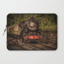 Express Train to Whitby Laptop Sleeve