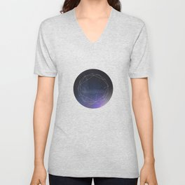 Light (Constellation) Unisex V-Neck