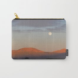 Sierra Valley Moonrise Carry-All Pouch