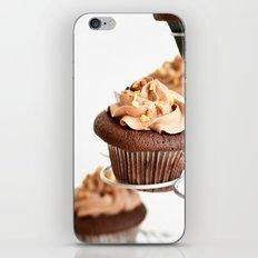 nutella cup cake iPhone & iPod Skin