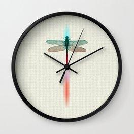 La Libélula Wall Clock