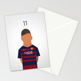 Neymar Jr. Stationery Cards