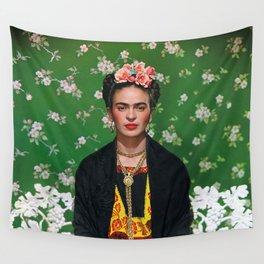 Frida Kahlo Photography I Wall Tapestry