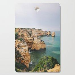 Ponta da Piedade, Lagos, Portugal Cutting Board