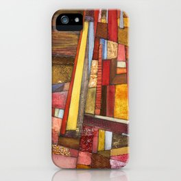 I Saw Red iPhone Case