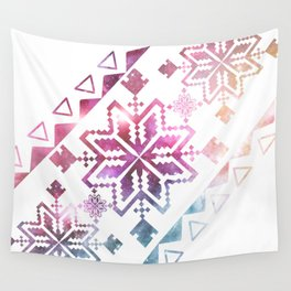 Neo-Ro Pattern Wall Tapestry