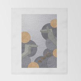 Hope Opens Heaven - (Artifact Series) Throw Blanket