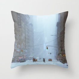 Melic Throw Pillow