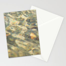 water pattern II Stationery Cards