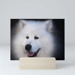 Samoyed Mini Art Print