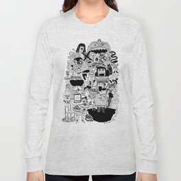 KIDS DOOM Long Sleeve T-shirt