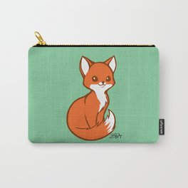 Pritty Fox Kitty Carry-All Pouch