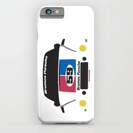 Brumos iPhone Case