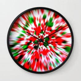 Splash 017 Wall Clock