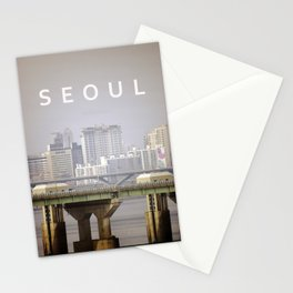 SEOUL Stationery Cards
