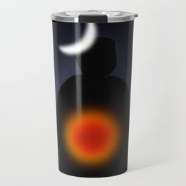 The Cosmos within me Travel Mug