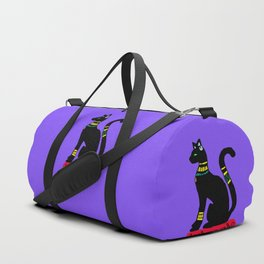 The Egyptian Cat Duffle Bag