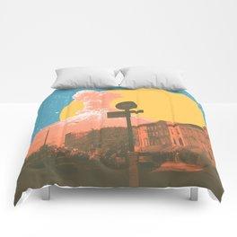 Dusk #1 Comforters