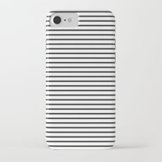 Basic Horizontal Stripes Slim Case iPhone 7