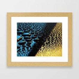 Universe IV. Framed Art Print