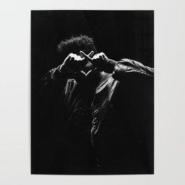 Abel Makkonen portrait starboy Poster