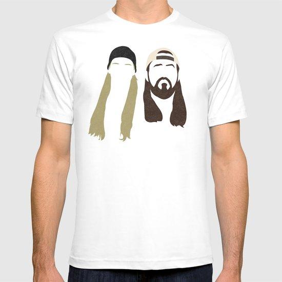 Jay and Silent Bob Strike Back T-shirt