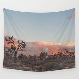Joshua Tree Sunset No.2 Wall Tapestry