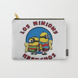 Los Minios Carry-All Pouch